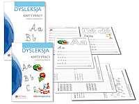 Eduterapeutica - Dysleksja Karty pracy