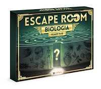 Gra ESCAPE ROOM. Biologia klasy 4-8