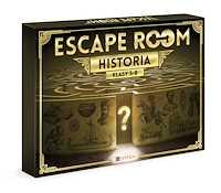Gra ESCAPE ROOM Historia klasy 5-8