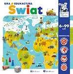 Świat  Gra edukacyjna