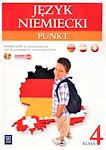 Język niemiecki. Punkt. Podręcznik + CD. Klasa 4