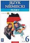 Język niemiecki. Punkt. Podręcznik + CD. Klasa 6