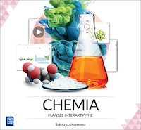 Chemia Plansze interaktywne Szkoła Podstawowa WSiP