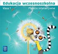 Plansze interaktywne WSiP Edukacja wczesnoszkolna klasa 1