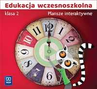 Plansze interaktywne WSiP Edukacja wczesnoszkolna klasa 2