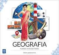 Geografia Plansze interaktywne Szkoła Podstawowa WSiP