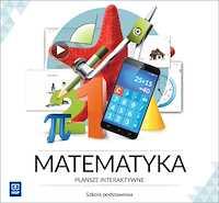 Matematyka Plansze interaktywne Szkoła Podstawowa WSiP