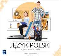 Język polski Plansze interaktywne Szkoła Podstawowa WSiP