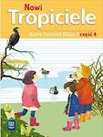 Nowi Tropiciele. Karty ćwiczeń. SP kl. 3 cz. 4