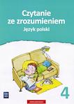 Język polski Czytanie ze zrozumieniem Zestawy ćwiczeń Klasa 4 Szkoła podstawowa