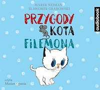 Przygody kota Filemona Audiobook CD-MP3