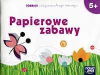 Wychowanie przedszkolne WP 5-latki Papierowe zabawy