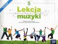 Lekcja muzyki Podręcznik do muzyki dla klasy 5 szkoły podstawowej