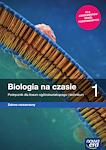 Biologia PP BIOLOGIA NA CZASIE ZR RE cz. 1 Podręcznik