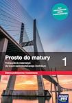 Matematyka PP PROSTO DO MATURY ZPIR RE cz. 1 Podręcznik