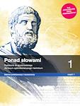 Język polski PP PONAD SŁOWAMI ZPiR RE kl. 1 cz. 1 Podręcznik