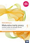 Matematyka PP MATEMATYKA ZPIR RE cz. 1 Maturalne karty pracy