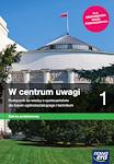 Wiedza o społeczeństwie PP W CENTRUM UWAGI ZP RE cz. 1 Podręcznik