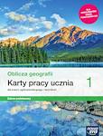 Geografia PP OBLICZA GEOGRAFII ZP RE cz. 1 Karty pracy ucznia