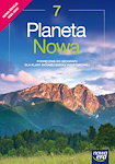 Geografia SP PLANETA NOWA RE ZM kl. 7 Podręcznik NOWA EDYCJA 2020-2022