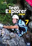Język angielski SP TEEN EXPLORER RE kl. 7 Podręcznik ZM