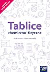 Chemia SP kl. 7-8 Książka Tablice chemiczno-fizyczne ZM NOWOŚĆ! EDYCJA 2020-2022