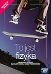 Fizyka SP TO JEST FIZYKA RE ZM kl. 7 Podręcznik NOWA EDYCJA 2020-2022