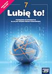 Informatyka SP LUBIĘ TO! RE ZM kl. 7 Podręcznik