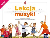 Lekcja muzyki Podręcznik do muzyki dla klasy czwartej szkoły podstawowej