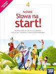 Język polski SP NOWE SŁOWA NA START! RE ZM kl. 4 Podręcznik NOWA EDYCJA 2020-2022