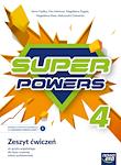 Język angielski SP SUPER kl. 4 Zeszyt ćwiczeń POWERS