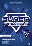 Język angielski SP SUPER kl. 7 Zeszyt ćwiczeń POWERS