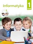 Edukacja wczesnoszkolna EW kl. 1 Zeszyt ćwiczeń Informatyka + CD