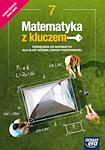 Matematyka SP MATEMATYKA Z KLUCZEM RE ZM kl. 7 Podręcznik