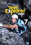 Język angielski SP TEEN EXPLORER RE kl. 7 Zeszyt ćwiczeń ZM