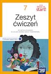 Język polski SP NOWE SŁOWA NA START! RE ZM kl. 7 Zeszyt ćwiczeń