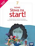 Język polski SP NOWE SŁOWA NA START! RE ZM kl. 7 Podręcznik