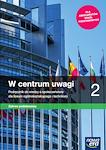 Wiedza o społeczeństwie PP W CENTRUM UWAGI ZP RE cz. 2 Podręcznik