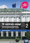Wiedza o społeczeństwie PP W CENTRUM UWAGI ZR RE cz. 2 Podręcznik