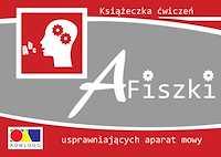 Afiszki - ćwiczenia usprawniające aparat mowy