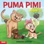 Puma Pimi i mapy Część 1 sylaby ze spółgłoskami P i M