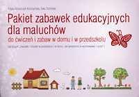 Pakiet zabawek edukacyjnych dla maluchów - Do ćwiczeń i zabaw w domu i w przedszkolu