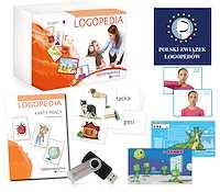 Eduterapeutica Logopedia wersja rozszerzona bez drukarki