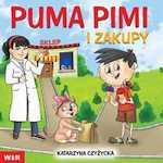 Puma Pimi i zakupy Część 7 Sylaby ze spółgłoskami J i N