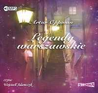 Legendy warszawskie Audiobook CD-MP3