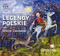 Legendy polskie Audiobook