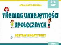Trening umiejętności społecznych. Zestaw kreatywny (3-6 lat)