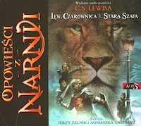 Opowieści z Narnii Lew, czarownica i stara szafa Audiobook CD-MP3